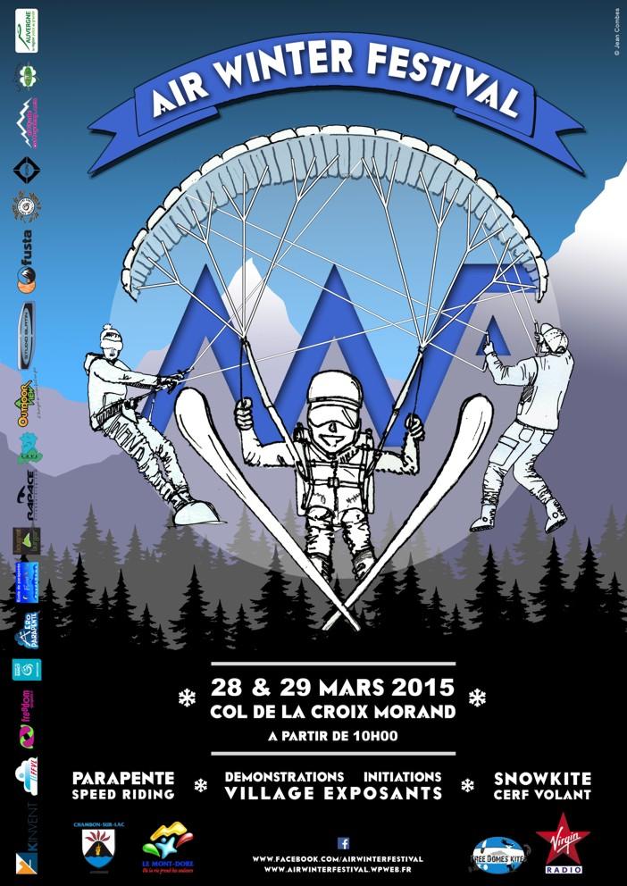 Le Air Winter Festival première édition